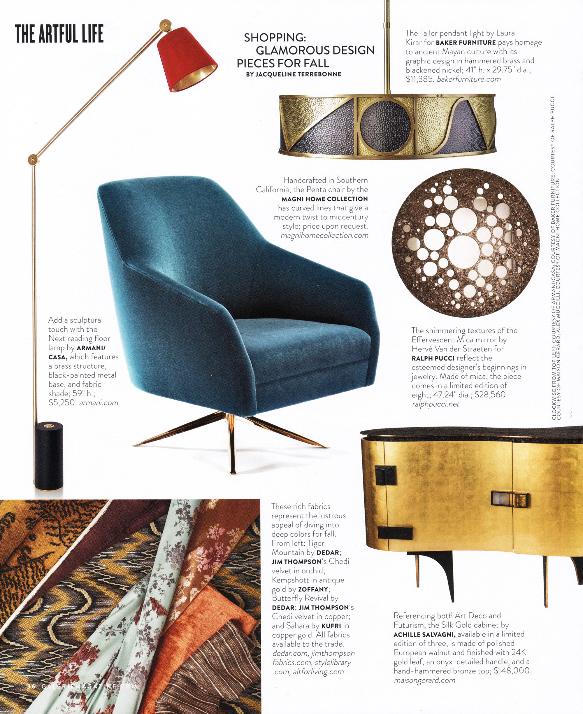 acd0a44ccfa77 MAGNI HOME COLLECTION - PRESS - Luxe
